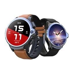 Kospet PRIME 1.6 'face zidentyfikuj 1260mAh długi czas czuwania 3G + 32G podwójny aparat 4G-LTE bluetooth prognoza pogody mapa smartwatch z funkcją telefonu