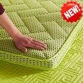 Бесплатная доставка  матрасы из бамбукового волокна  сохраняющие тепло  складные матрасы с татами  один двойной матрас для семьи  покрывала ...