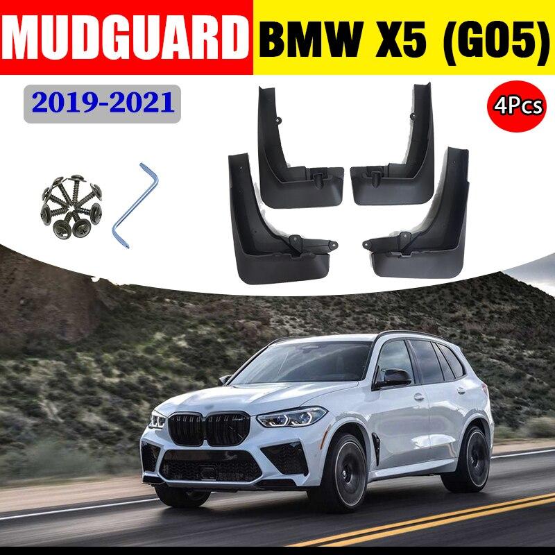 Передние и задние брызговики, брызговики, Автомобильные Брызговики, брызговики для BMW X5X X5M Sport 2019-2021 G05, автомобильные аксессуары 2019-2021