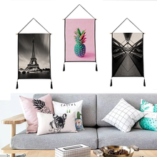 Nordic tapestry Hanging picture decorative paintings household textile custom polyester 45cm*65cm