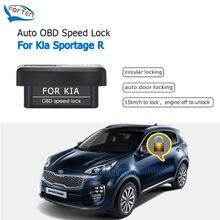 Dispositivo inteligente carro eletrônico obd bloqueio de velocidade de segurança automática para kia sportage r at (não se encaixa mt)