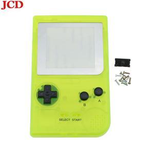Image 4 - Полностью закрытый чехол JCD DIY, сменный корпус для карманной игровой консоли Gameboy для GBP, чехол с кнопками, объектив класса