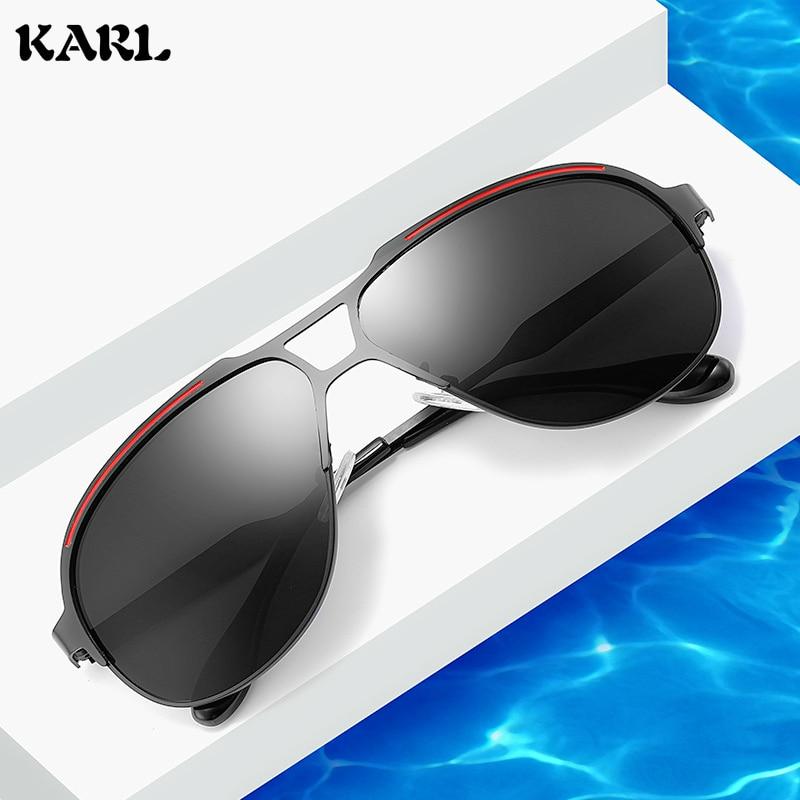 Men Vintage Polarized Sunglasses Classic Brand Men Women Driving Square Style Sun Glasses Male Goggle UV400 Gafas De Sol in Men 39 s Sunglasses from Apparel Accessories