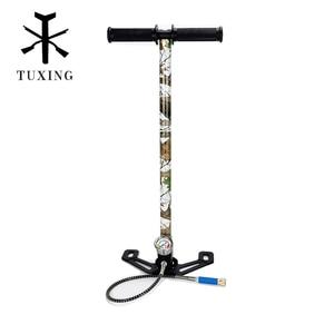 Image 4 - Pompe haute pression, 30mpa, ensemble/lot bars, 4500psi, 300 bars, pour fusils à Air Paintball