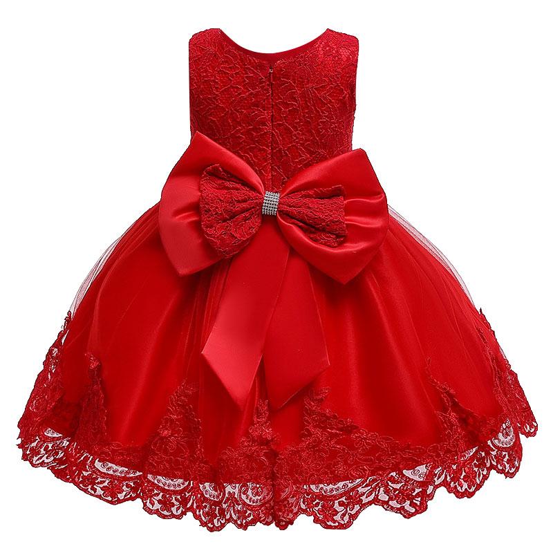 Girl Dress Christmas Child Dress Girl Party Elegant Princess Dress Girl Wedding Dress Child Clothes 3 - 10 Years