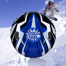 Sleds Snow-Tube Inflatable Winter The for Children And Adults Skiing Thickened Floated