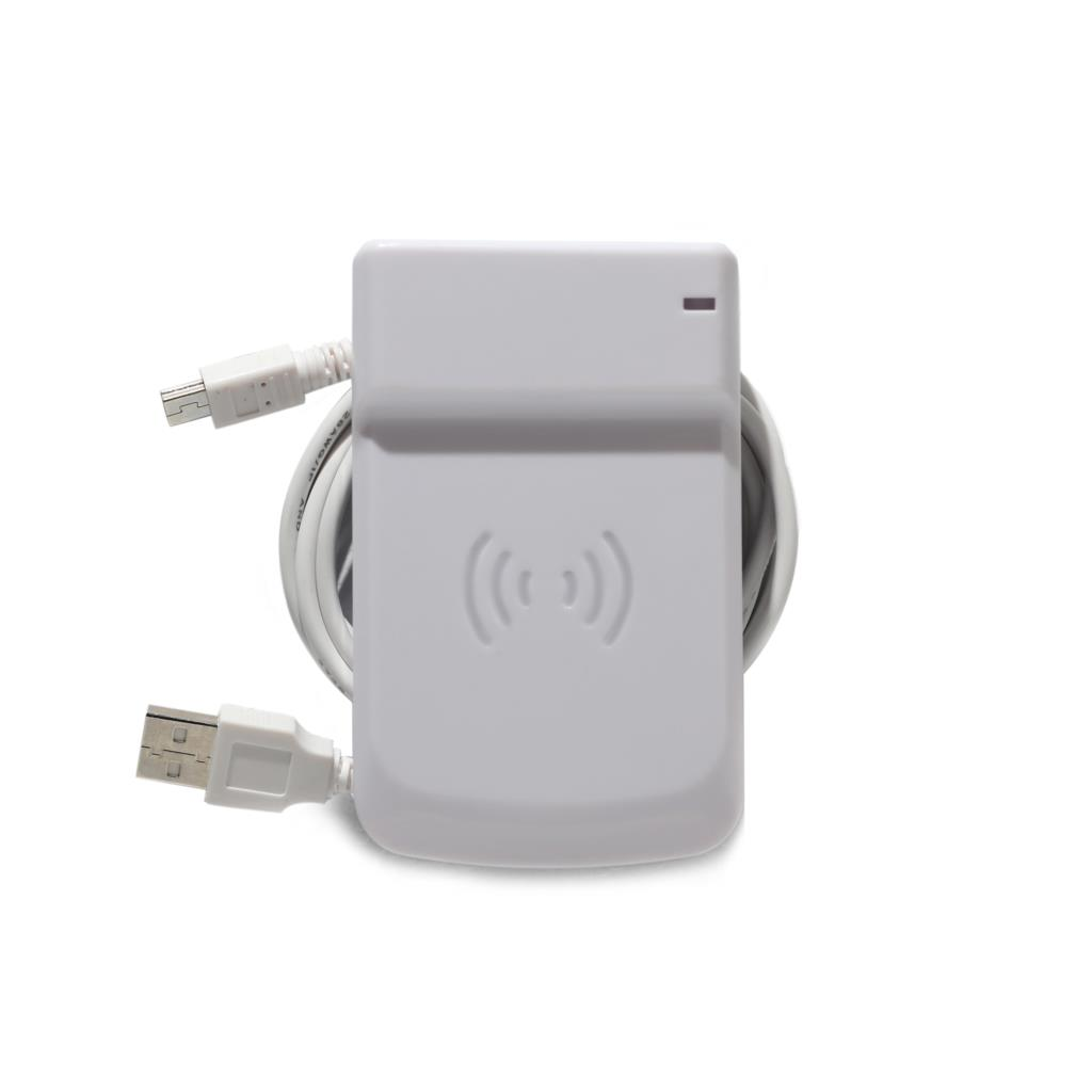 125khz 13.56mhz USB Card Reader UID Adjustable RFID NFC Reader Plug And Play Support Win OS Android