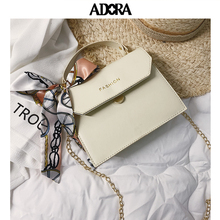 Fashion Scarves Small Square Bag for Women 2018 Shoulder Bag Handbag Luxury Handbags Women Bags Designer Crossbody Messenger Bag недорого