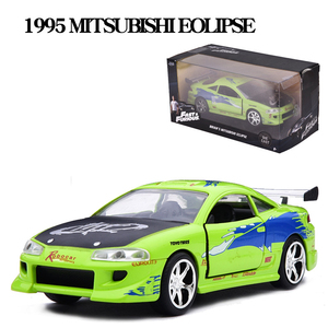 Image 4 - 1:32 Jada Classic Metal Fast and Furious 8 Race Car Alloy Diecast Toy Model CarsToy For Children Gifts Collection Free Shipping