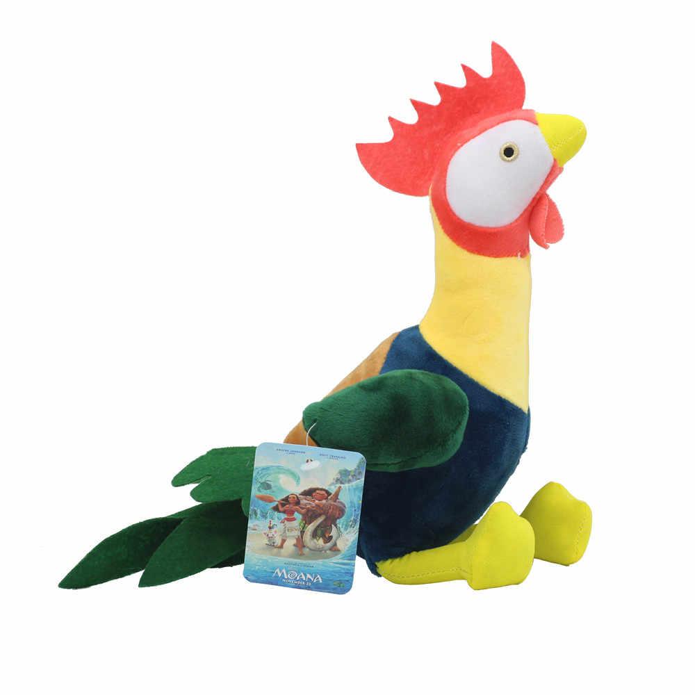 20cm Vaiana jouets en peluche film Moana princesse Maui Moyana Hei Pua cochon poupée en peluche pour enfants cadeaux