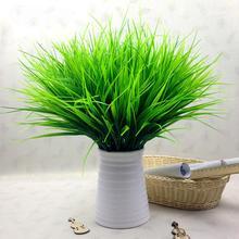 1Pc Artificial Plant Grass Leaf Bonsai Home Garden Xmas Holiday Christmas Decoration