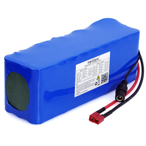 Image 3 - 36V 10Ah 10S3P 18650 Rechargeable battery pack ,500W modified Bicycles,Electric vehicle 42V li lon batteries +2A battery Charger