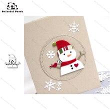 New Dies For 2020 Snowman Metal Cutting Dies diy Dies photo album  cutting dies Scrapbooking Stencil Die Cuts Card Making christmas snowman pattern cutting die for diy