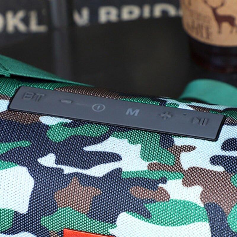 Explosion modèles guerre tambour TG118 sans fil Bluetooth haut-parleur radio carte audio extérieur subwoofer cadeau haut-parleur - 3