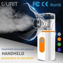 Medical Nebulizer Machine Inhalator Atomizer Portable Asthma Kid Adult Health Care Steam Inhaler Respirator Aerosol Nebulizador