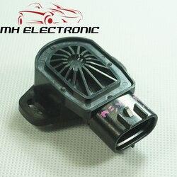 MH ELECTRONIC 1358031G00 13580-31G00 TPS Throttle Position Sensor for Suzuki throttle body sensor 2005-2017 ATV KINGQUAD 700 750
