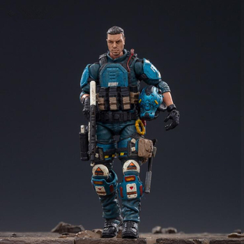 1:18 special forces soldier figure Army Airborne Division action group  Blue Falcon Soldier Figure  movable soldiers toy