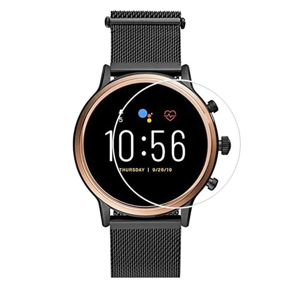 1/3 STUKS Clear Film Gehard Glas Screen Protector voor Fossiele Gen 5 Q Venture HR Smart Horloge Smart horloge accessoires #907
