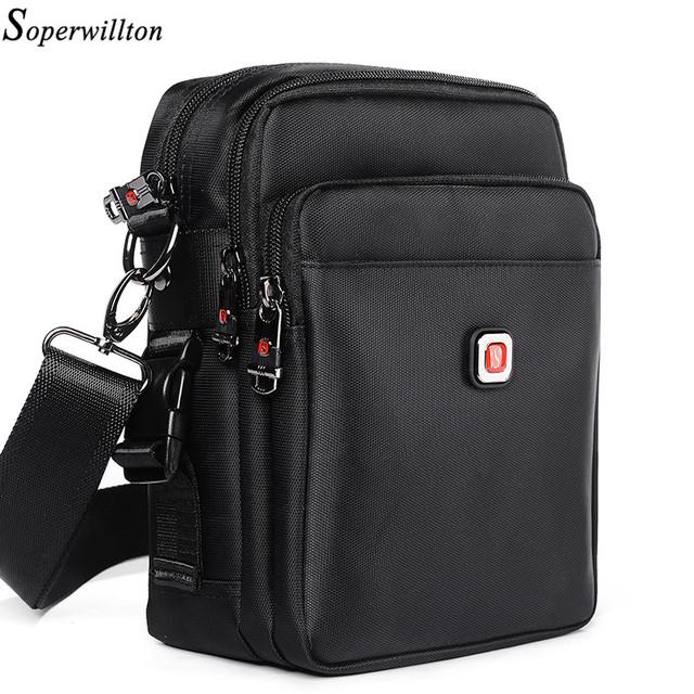 Classic Bags Oxford Waterproof Zipper Casual Bag
