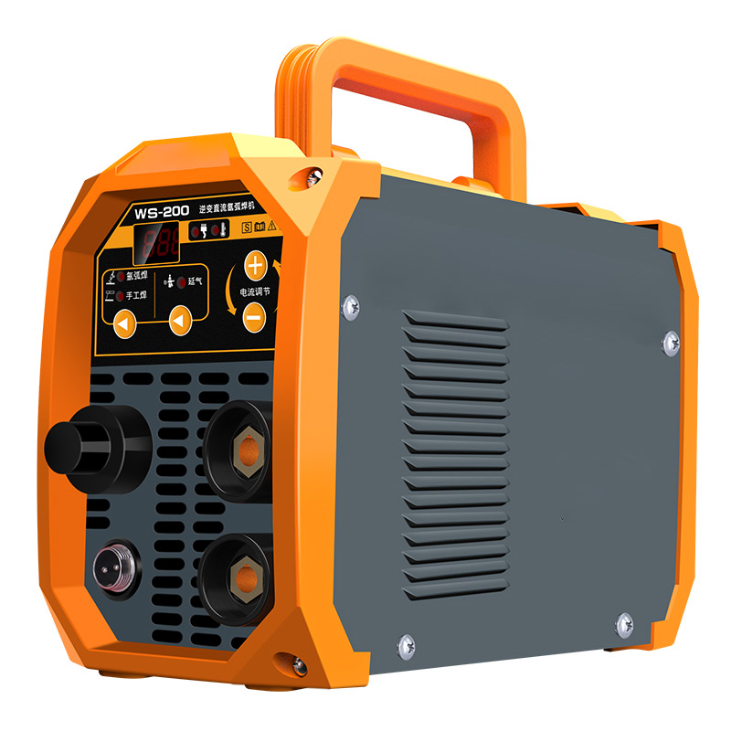 Tig Welder TIG MMA 220V Argon Tig Control Welding Machine Stainless Steel Iron IGBT Technology