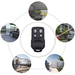 Image 4 - Kapı kontrol için DOORHAN uzaktan kumanda verici 2 4 Pro Doorhan anahtarlık haddeleme kodu 433.92MHz Doorhan bariyer 30 150m