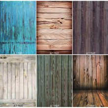 Vinyl Custom Photography Backdrops Prop Wooden Planks Theme Photography Background  JL-33 цена 2017