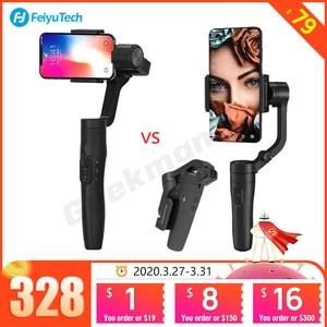 Image 1 - связаться со службой поддержки получить купон Смартфон 3 осевой карманный стабилизатор для iPhone Samsung GoPro 7 6 ПК Vilta m OSMO Action Freevision Vilta m Pro
