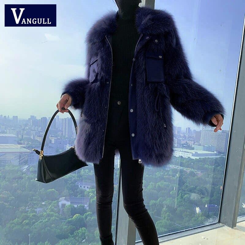 BODOAO Women Winter Warm Leopard Faux Fur Coat Cardigan Outwear Coat Jacket