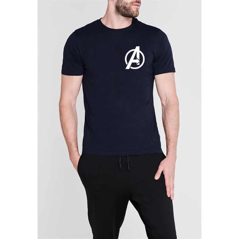 Tony Stark seni seviyorum 3000 T-Shirt erkekler demir adam film T-Shirt 2020 yeni yaz rahat Avengers üstleri Marvel tees artı boyutu 3XL
