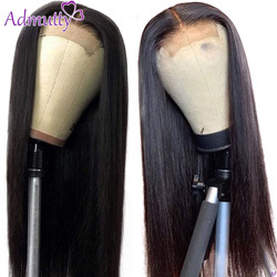 Pelucas de cabello humano para mujeres negras, pelucas de cabello humano liso 4x4, peluca de cabello humano, pelucas de encaje con cierre de encaje, cabello Remy Wigs150