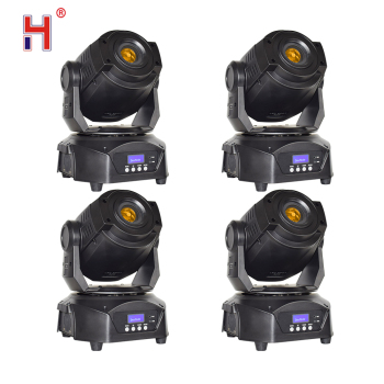 цена на Led 90W Beam Moving Head Light RGBW 4IN1 Gobo Light DMX Professional Stage Lighting Equipment DJ Light(4 pieces/lot)