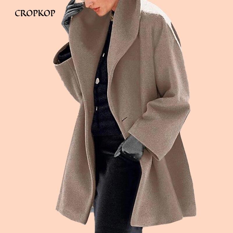 Warm Jacket Size Plus Autumn Winter Oversized Cotton Women 6gyf7b