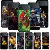 Smartphone Case For Samsung Galaxy Z Flip3 5G Z Flip 3 z flip ZF 5G Cover PC Capa Hard Funda Coque Marvel Luke Cage