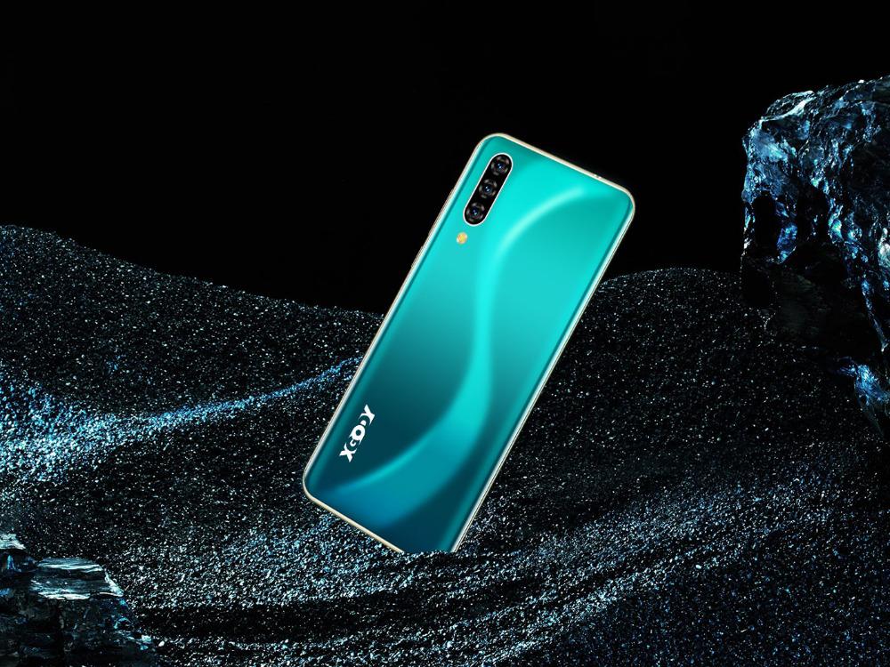 Xgody 3G teléfono móvil Note7 2GB 16GB Smartphone 6,26 16