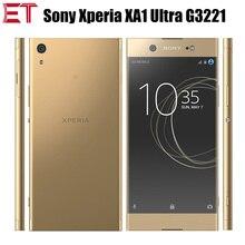 Global Unlock Sony Xperia XA1 Ultra G3221 4G Mobile Phone 6.