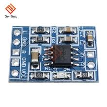 Mini HXJ8002 Mono Amplifier Board module BTL Audio Power Sound Voice AMP Board 2.0-5.5V amplifier for speakers volume control