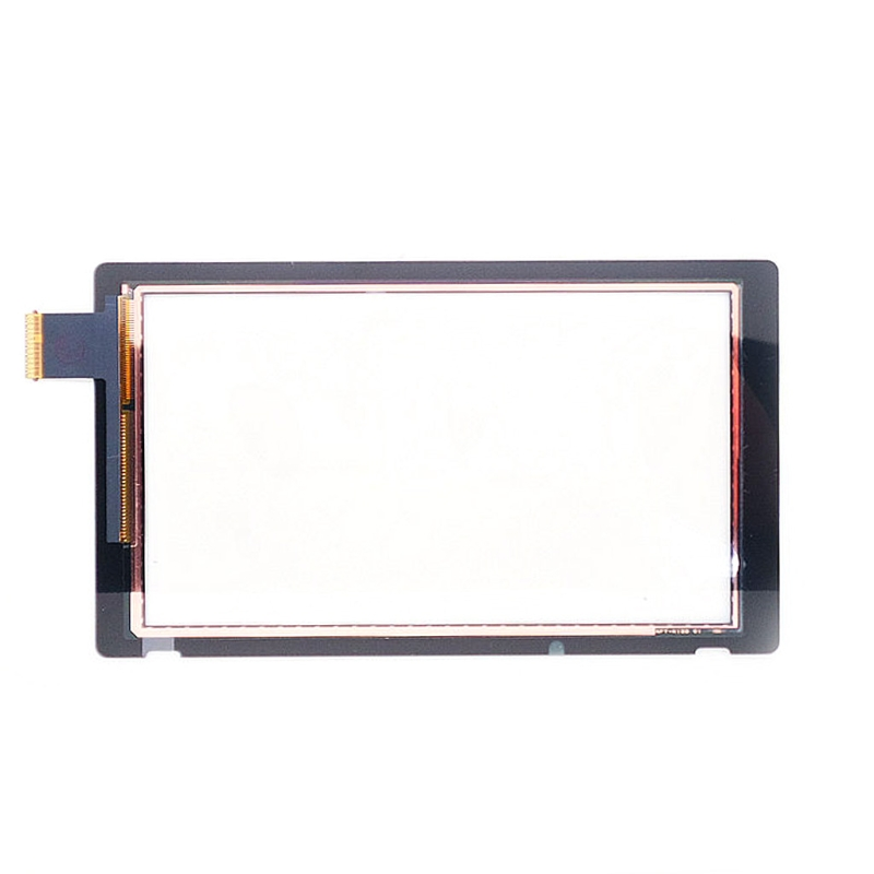 Replacement for Nintend Switch Touh Screen Digitizer +Adhesive Strips Sticker for NS Switch