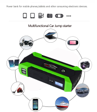 цена на High Power 16000mAh Car Jump Starter Emergency Starting Device Power Bank Portable 12V 600A Car Charger For Car Battery Booster