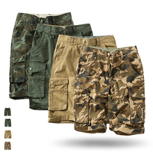 2020 Mens Military Cargo Shorts Brand New Army Camouflage Ta