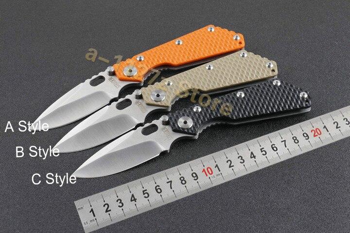 3 вида стилей складной карманный нож С флиппером, открытый нож 5Cr13Wov для кемпинга, охоты, Походный нож