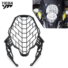 Für SUZUKI V STORM 650 DL650 Vstrom 650 Vstrom650 2017 2018 2019 2020 2021 Scheinwerfer Schutz Protector Grille Abdeckung motorrad