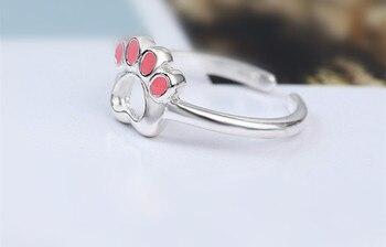 Dog Paw Ring 3