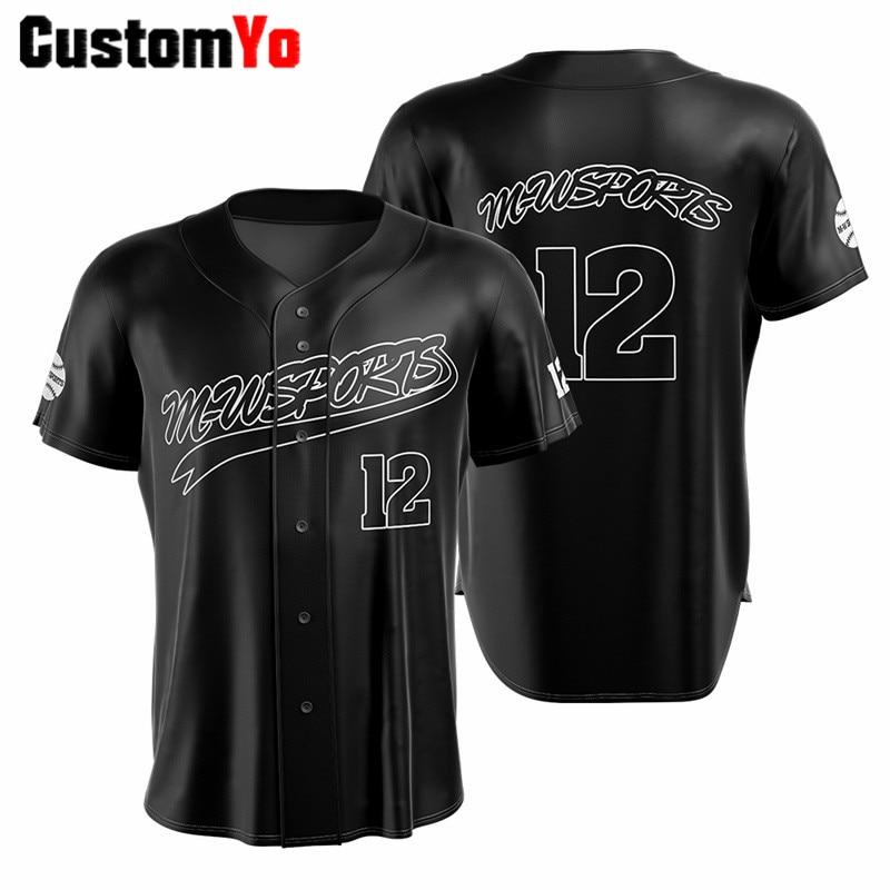 baseball jersey design