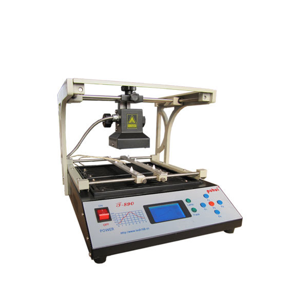 T-890 Infrared SMT SMD BGA Rework Reflow Soldering Stations BGA Repair Machine IRDA Welder puhui T890 1500W  AC110V or 220v 1