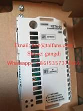 Original novo RETA-01 RETA-02 RCNA-01 série acs800 inversor módulo de comunicação ethernet/adaptador ônibus ip