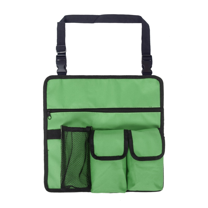 Beach Chair Hanging Storage Bag Wear-resistant Multi-pocket  Portable Phone Sunglasses Water Bottle Portable Shoulder Bag