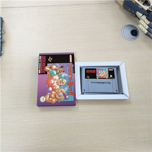 Super Punch out !!   EUR Version RPG Game Card Battery Save With Retail Box
