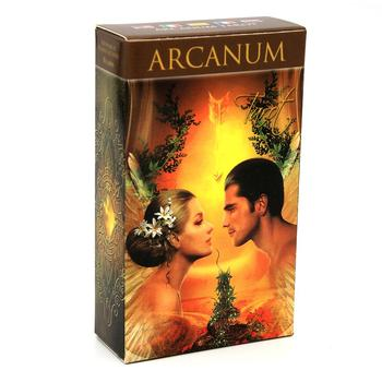 Arcanum Tarot Cards Mystical insights await within the stunning imagery the highest realms of the divine the mystical science of microvita