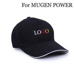 For MUGEN POWER logo Fashion e