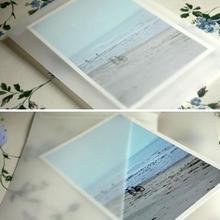 50pcs Korea Vintage Blank Translucent vellum envelopes DIY Multifunction lovely fashion Gift